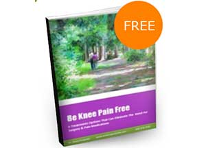 Be Knee Pain free ebook